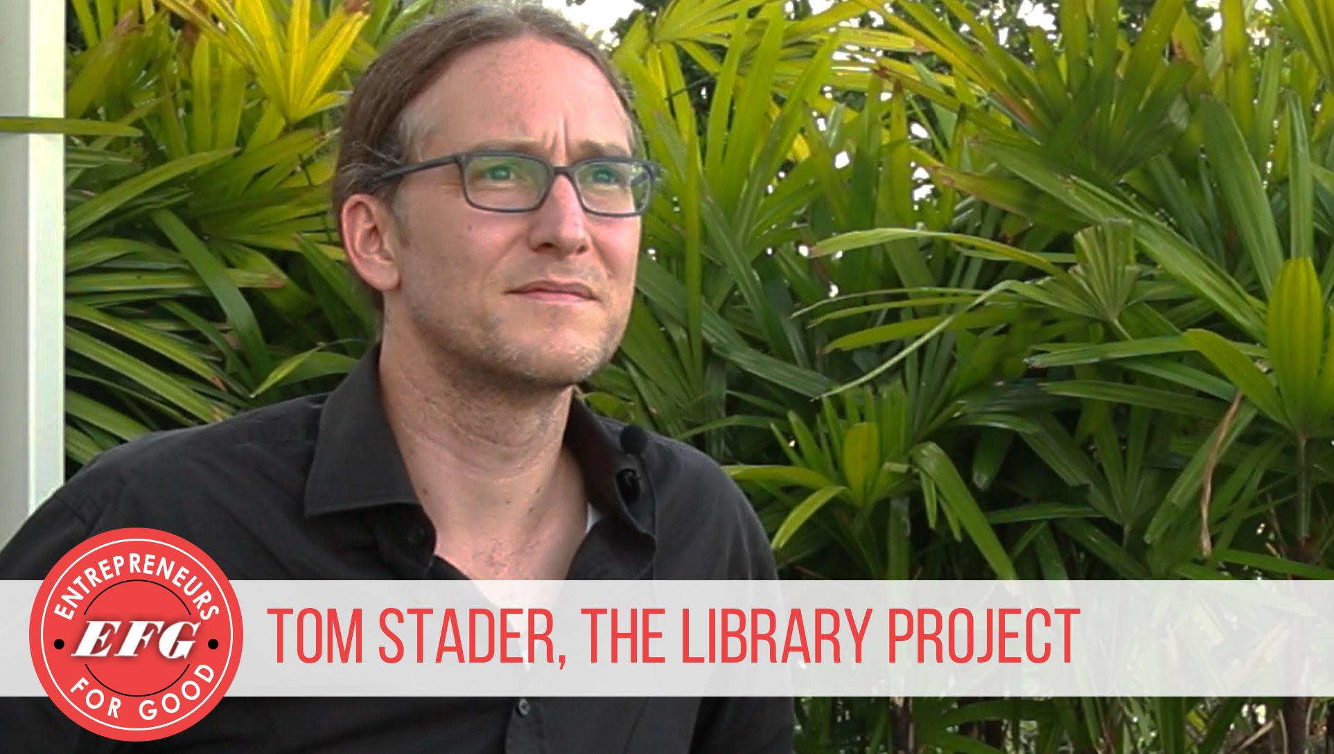 Tom Stader